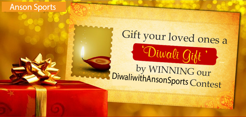 The Diwali Contest Begins At Anson Sports Participate