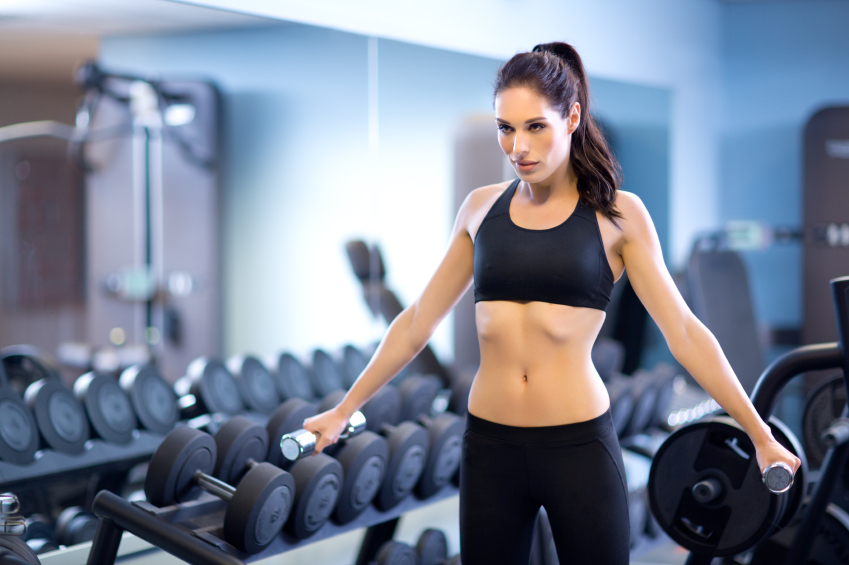 Fat loss diet while weight training