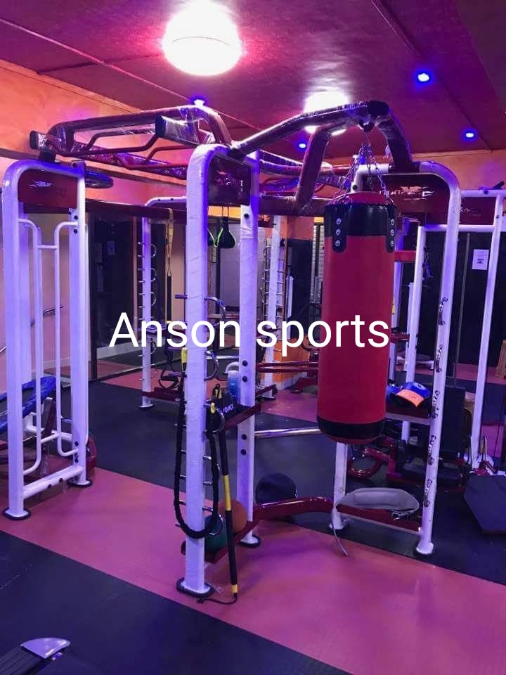 Gym equipment anson fitness