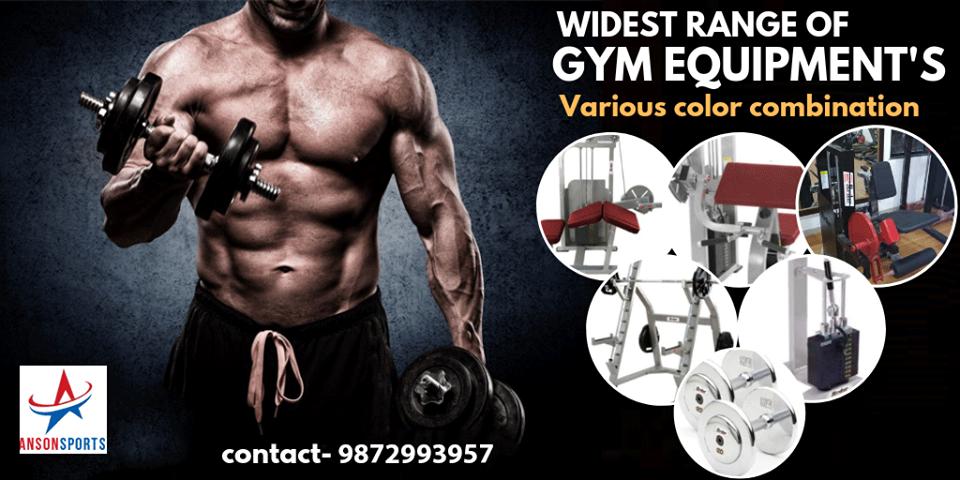Gym Equipment Manufacturers in Delhi