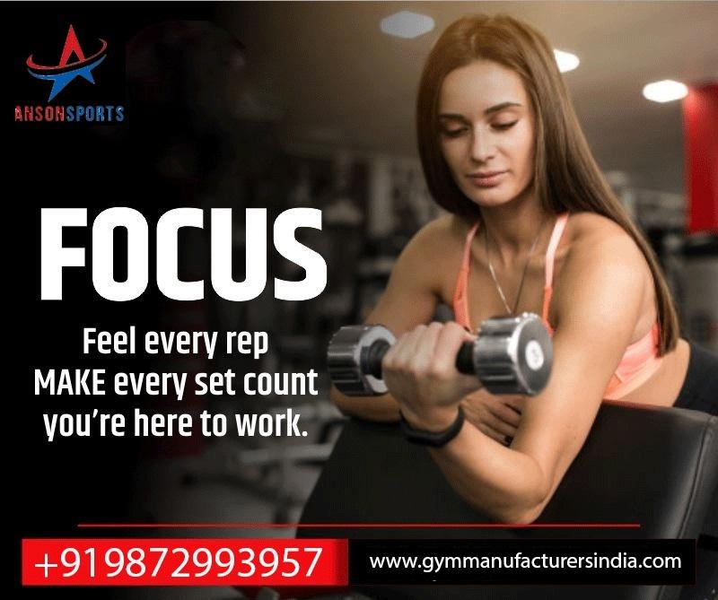 Gym Equipments in Jammu & Kashmir | Anson Fitness
